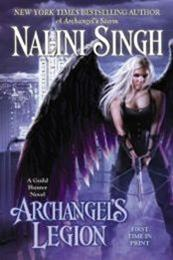descargar epub La legión del arcangel – Autor Nalini Singh gratis