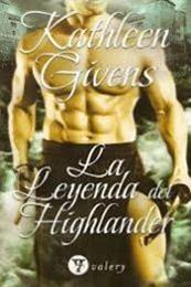 descargar epub La leyenda del Highlander – Autor Kathleen Givens