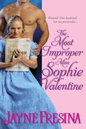 descargar epub La más incorrecta señorita Sophie Valentine – Autor Jayne Fresina