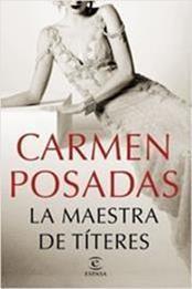 descargar epub La maestra de títeres – Autor Carmen Posadas