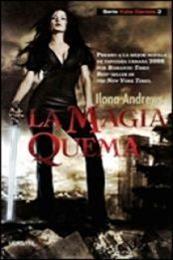 descargar epub La magia quema – Autor Ilona Andrews