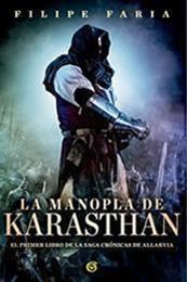 descargar epub La manopla de Karasthan – Autor Filipe Faria