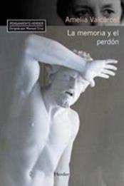 descargar epub La memoria y el perdón – Autor Amelia Valcárcel gratis