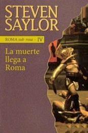 descargar epub La muerte llega a Roma – Autor Steven Saylor