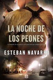 descargar epub La noche de los peones – Autor Esteban Navarro gratis