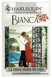 descargar epub La novia vestía de rojo – Autor Diana Hamilton