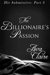 descargar epub La pasión del multimillonario – Autor Ava Claire