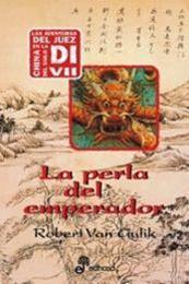 descargar epub La perla del Emperador – Autor Robert Van Gulik