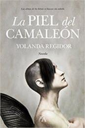 descargar epub La piel del camaleón – Autor Yolanda Regidor