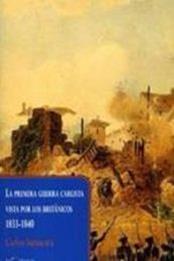 descargar epub La primera guerra carlista vista por los británicos 1833-1840 – Autor Carlos Santacara gratis
