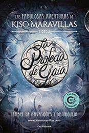 descargar epub La profecía de Gaia – Autor Isabel de Navasqüés y de Urquijo