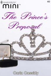descargar epub La proposición del príncipe – Autor Carla Cassidy