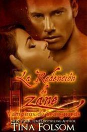descargar epub La redención de Zane – Autor Tina Folsom gratis