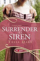 descargar epub La rendición de una sirena – Autor Tessa Dare