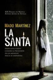 descargar epub La santa – Autor Mado Martínez