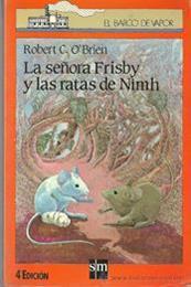 descargar epub La señora Frisby y las ratas de Nimh – Autor Robert C. O'Brien