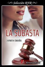 descargar epub La subasta – Autor Carmen Omaña