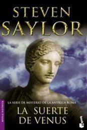 descargar epub La suerte de Venus – Autor Steven Saylor
