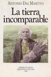 descargar epub La tierra incomparable – Autor Antonio Dal Masetto