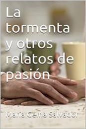 descargar epub La tormenta y otros relatos de pasión – Autor María Gema Salvador gratis