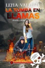 descargar epub La tumba en llamas – Autor Lena Valenti gratis