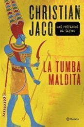 descargar epub La tumba maldita – Autor Christian Jacq gratis