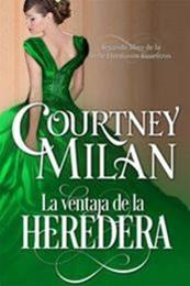 descargar epub La ventaja de la heredera – Autor Courtney Milan