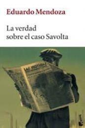descargar epub La verdad sobre el caso Savolta – Autor Eduardo Mendoza