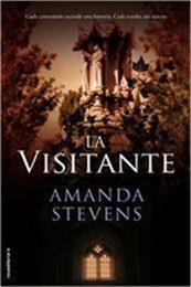 descargar epub La visitante – Autor Amanda Stevens gratis