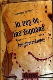 descargar epub La voz de las espadas – Autor Joe Abercrombie