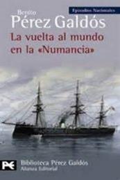 descargar epub La vuelta al mundo en la Numancia – Autor Benito Pérez Galdós gratis