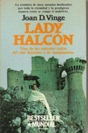 descargar epub Lady halcón – Autor Joan D. Vinge