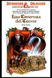 descargar epub Las cavernas del terror – Autor Rose Estes