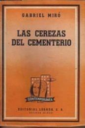 descargar epub Las cerezas del cementerio – Autor Gabriel Miró