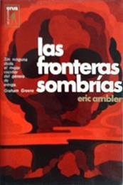 descargar epub Las fronteras sombrías – Autor Eric Ambler gratis