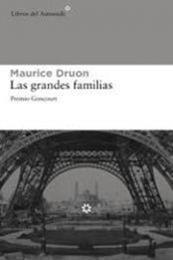 descargar epub Las grandes familias – Autor Maurice Druon
