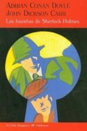 descargar epub Las hazañas de Sherlock Holmes I – Autor Adrian Conan Doyle;John Dickson Carr gratis