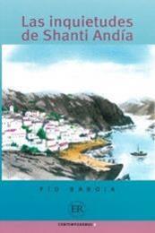 descargar epub Las inquietudes de Shanti Andia – Autor Pío Baroja