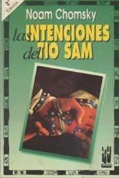 descargar epub Las intenciones del tío Sam – Autor Noam Chomsky