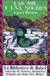 descargar epub Las mil y una noches según Burton – Autor Anónimo