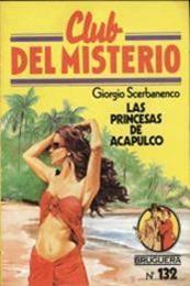 descargar epub Las princesas de Acapulco – Autor Giorgio Scerbanenco gratis