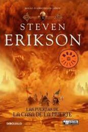 descargar epub Las puertas  de la casa de la muerte – Autor Steven Erikson gratis