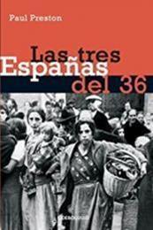 descargar epub Las tres Españas del 36 – Autor Paul Preston