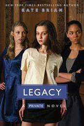 descargar epub Legacy – Autor Kate Brian gratis
