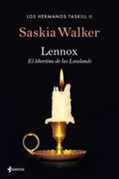 descargar epub Lennox. El libertino de las Lowlands – Autor Saskia Walker