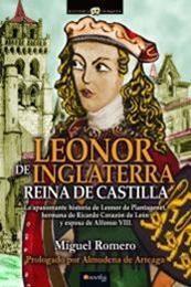 descargar epub Leonor de Inglaterra. Reina de Castilla – Autor Miguel Romero Saiz