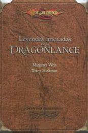 descargar epub Leyendas anotadas de la Dragonlance – Autor Margaret Weis;Tracy Hickman