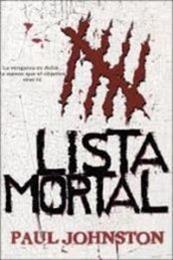 descargar epub Lista mortal – Autor Paul Johnston
