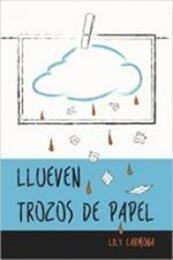 descargar epub Llueven trozos de papel – Autor Lily Carmona gratis