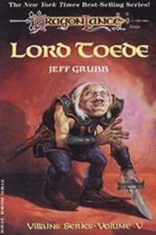 descargar epub Lord toede – Autor Jeff Grubb